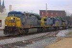 CSX 523 CSX 7317 CSX 16 and CSX 5008