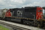 CN 5466 on CSX K647