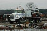 CSX 999008 MOW Bandit Truck