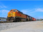 BNSF 4146 & NS 9273 on the CSX S&NA North Sub