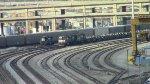 NS Coil Train passes High Hood