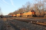 empty oil train nb 7:55 am (pic1)