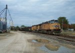 UP 5712 eastbound UP loaded coal train