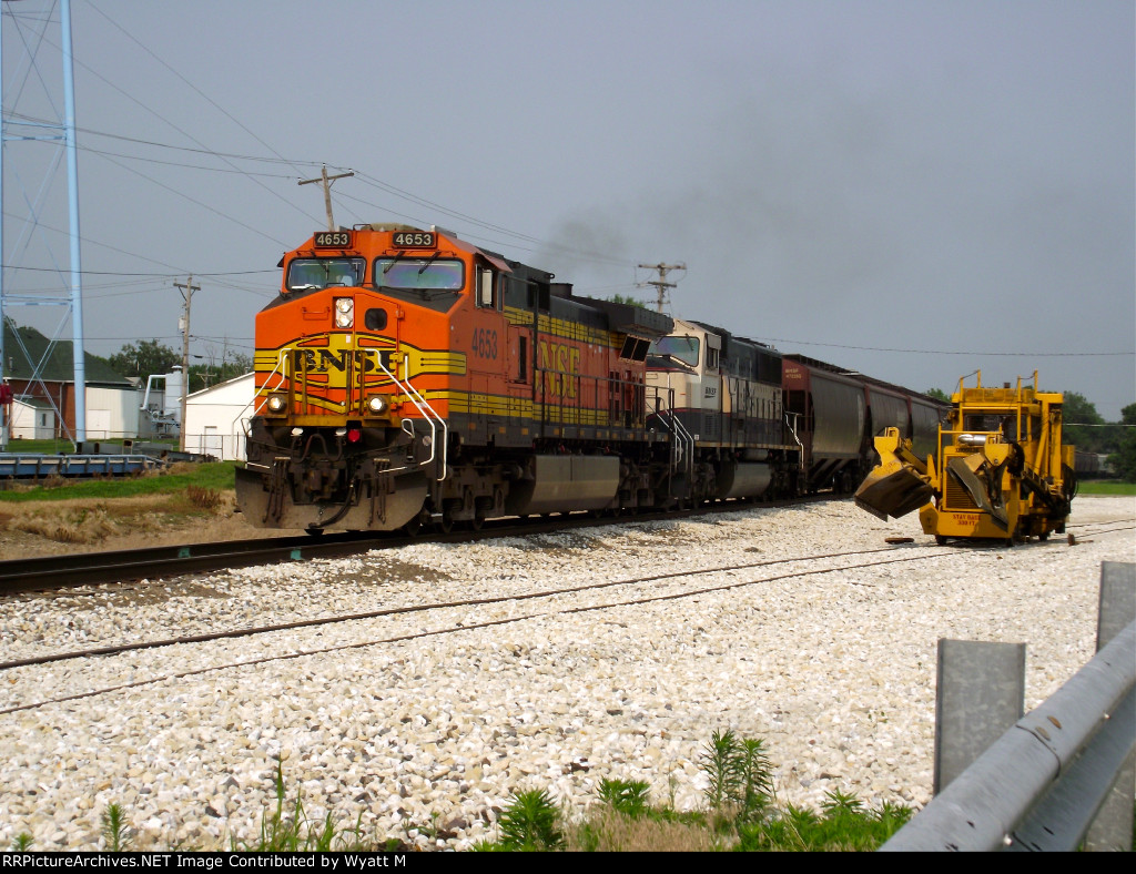 BNSF 4653