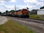 BNSF 1520 and 2013