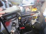 CFNR 500 Cab Controls