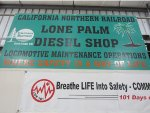 California Northern's Lone Palm Diesel Shop