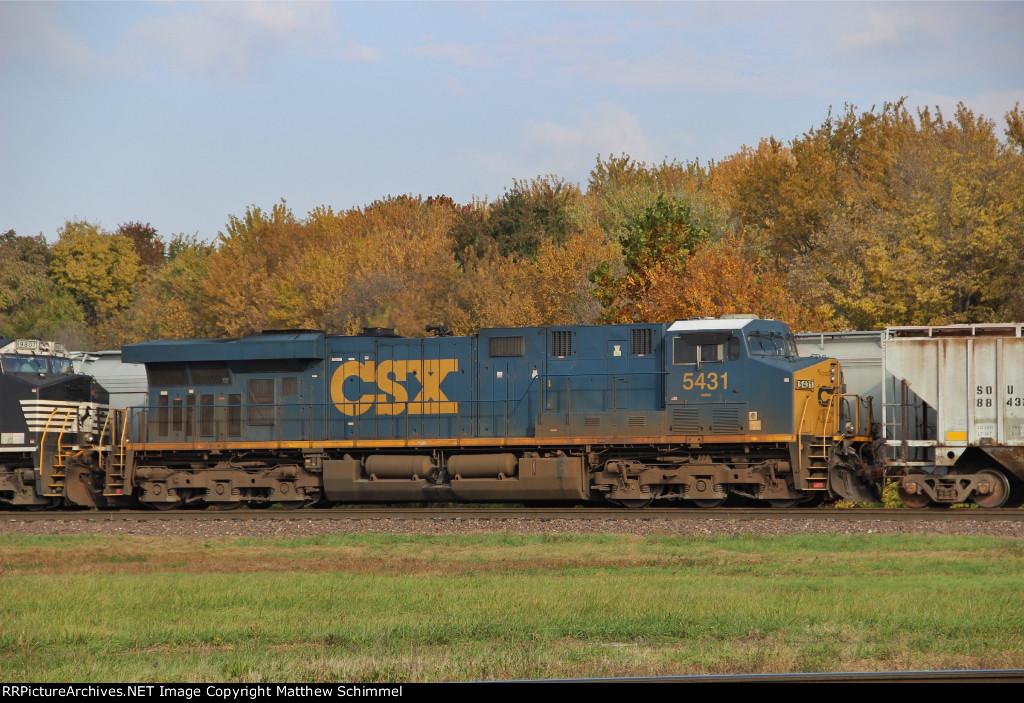 CSX 5431