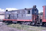 Southern Pacific FM H-12-44 #2360