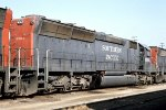 Southern Pacific #9504 ex EMD SD45X demo #4202
