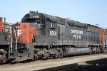 Southern Pacific EMD SD45X #9501