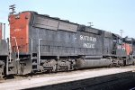 Southern Pacific #9503 ex EMD demo #4201