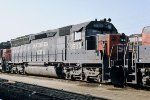 Southern Pacific #9503 ex EMD SD45X demo #4201
