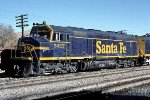 Atchison Topeka & Santa Fe F45 #5927
