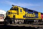 Atchison Topeka & Santa Fe GP38 #2336
