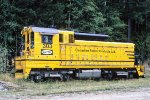 Canadian Forest Products Ltd SW1200RS w DB #303