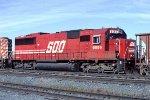 SOO Line SD60 #6055