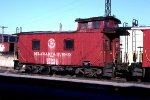 Delaware & Hudson caboose #35932