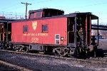 Delaware & Hudson caboose #35708