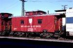 Delaware & Hudson caboose #35819