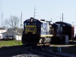 CSX switch job