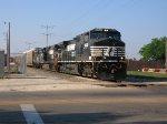 NS 9626 North at Station St. - Kankakee, IL