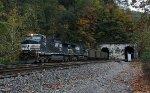 NS empty coal train
