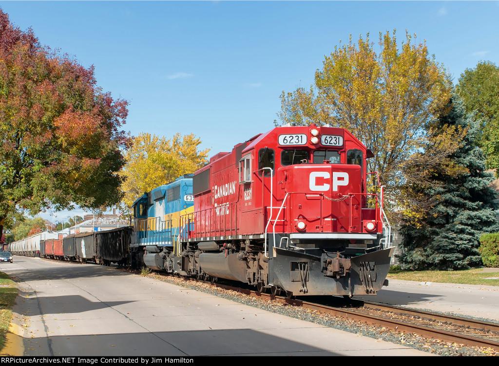 CP 6231 South