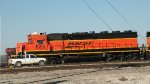 BNSF 1352  at  murray  yard