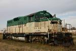 GEXR GP-9 177 rusting away