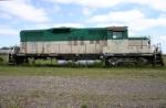 GEXR 177 minus trailing truck