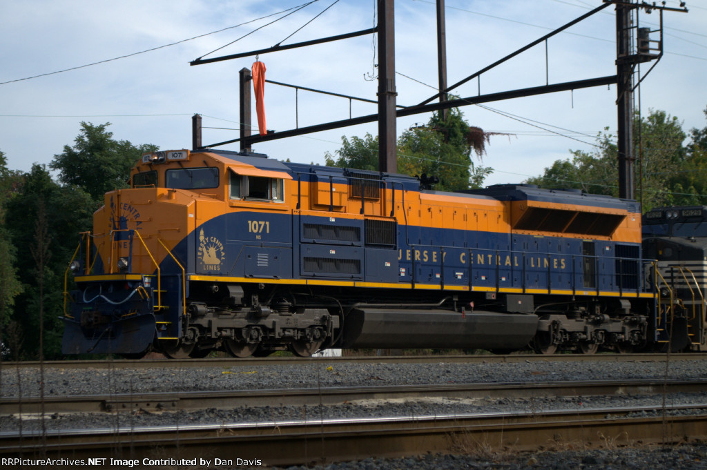 "NS SD70ACe 1071 ""CNJ"""
