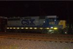 CSX GP38-2S 6151 trails on C746-08
