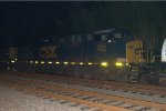 CSX AC44CW 445 trails on Q410-02
