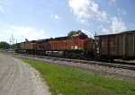 BNSF 6315 and 4967