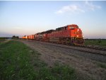 BNSF 9174 and 9790
