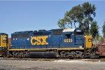 CSXT 6035 On CSX Y 101 Yard Job