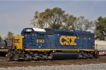 CSXT 6143 On CSX Y 101-29