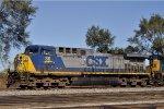 CSXT 36 On CSX Q 501 Southbound
