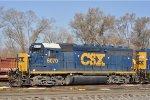 CSXT 6070 On Y 101-14