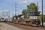 NS 9288 On NS 25 A Southbound