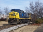 My favorite shot of a CSX southbound.