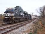 NS Local heads east to Opelika.