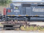 Kyle (ex Southern Pacific) SD45 T-2 no. 9330