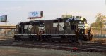 NS H42 Switching in Buffalo Junction Yard