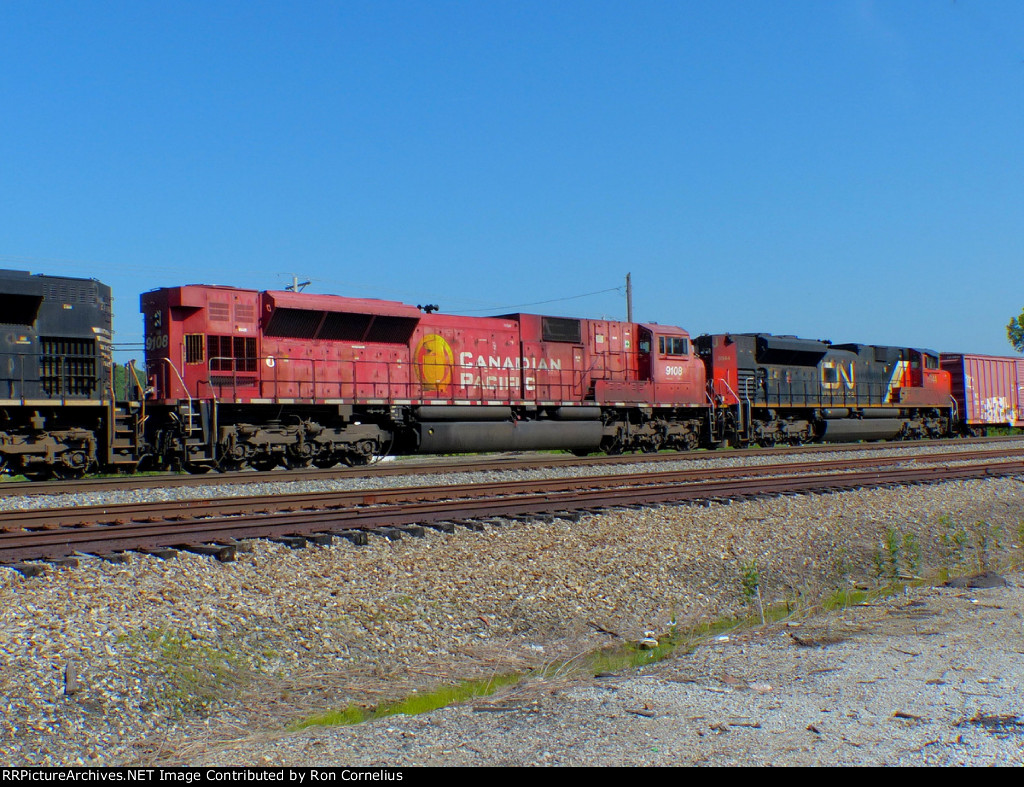 Mixed power with NS 2774 Leading