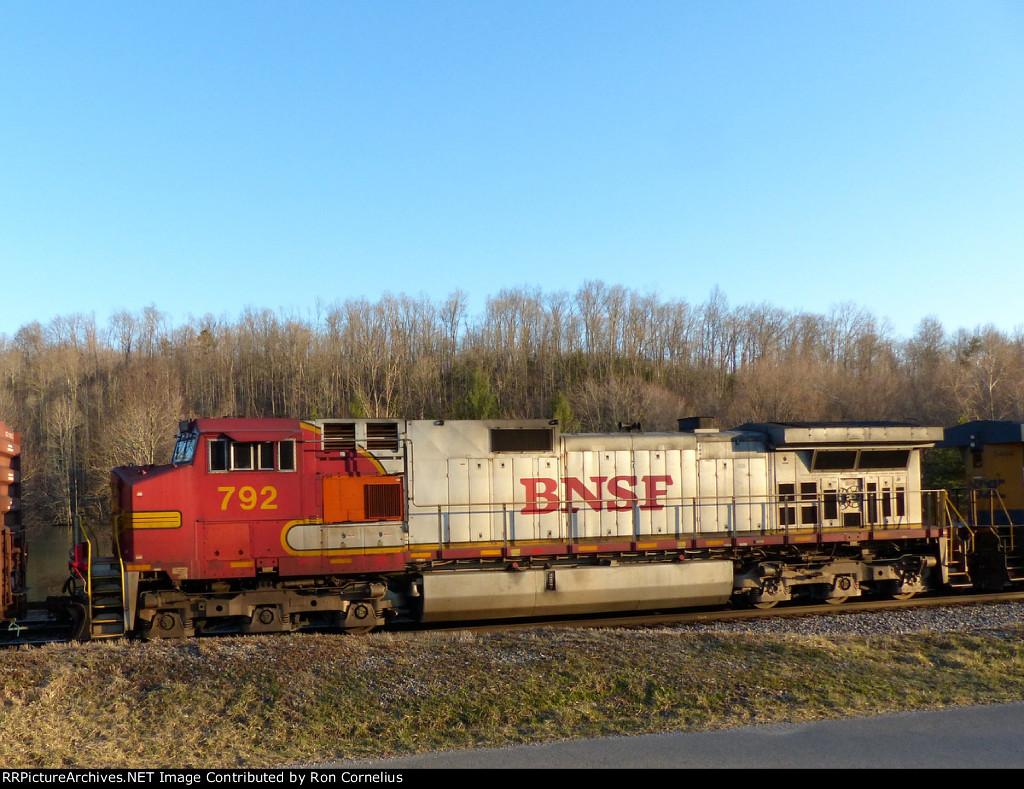 BNSF 792