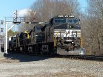 NS 9710 at Pemberton