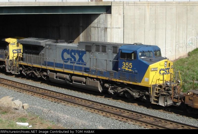 CSX 355