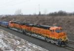 BNSF 5868 on CSX Q150